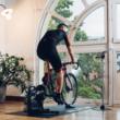 ELITE Suito - T interaktiv wattmérős edzőgörgő