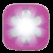 knog Blinder 1 Flower első lámpa