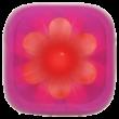 knog Blinder 1 Flower hátsó lámpa