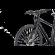 CANNONDALE Quick 3 fitness kerékpár