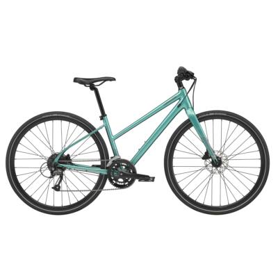CANNONDALE Quick 3 Remixte női fitness kerékpár