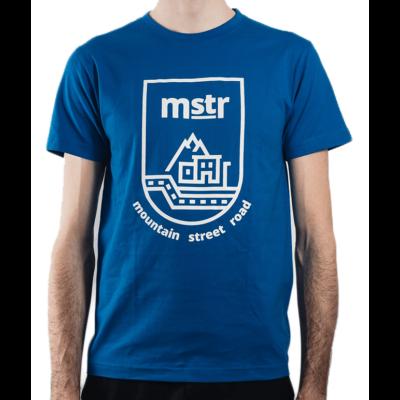 MSTR póló blue