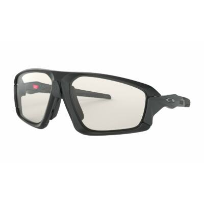 Oakley Field Jacket Matte Black / Clear Black Iridium Photochromic