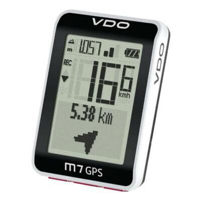 VDO M7 GPS vezérelt computer