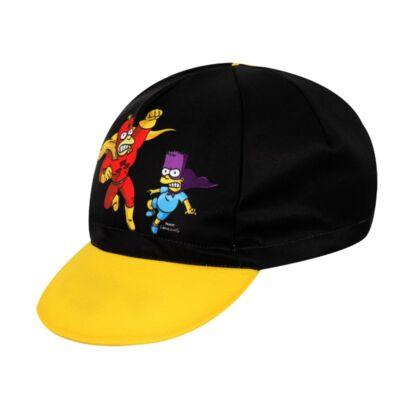 The Simpsons - Bartman and Radioactive kerékpáros sapka