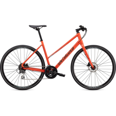 Specialized Sirrus 2.0 step through fitness kerékpár