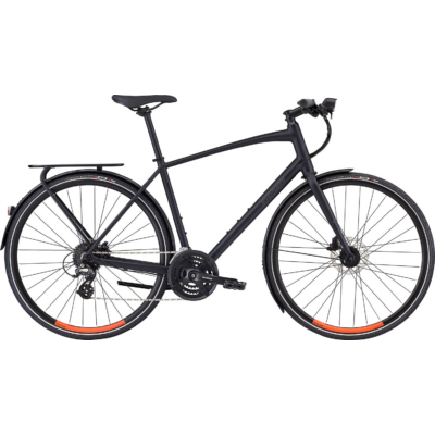 Specialized Sirrus EQ - Black Top Collection fitness kerékpár