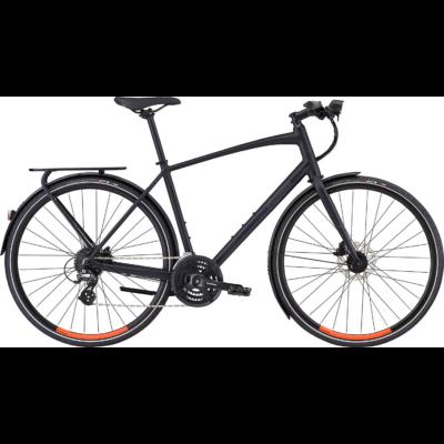 Specialized Sirrus EQ - Black Top Collection fitness kerékpár