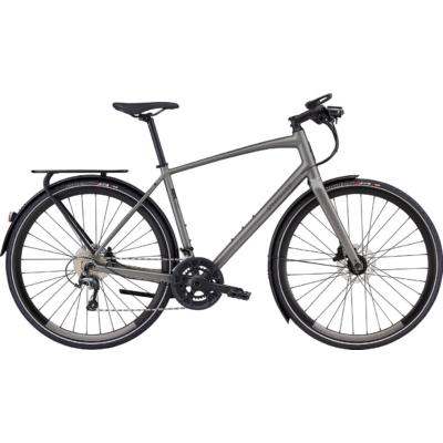 Specialized Sirrus Elite EQ - Black Top LTD fitness kerékpár