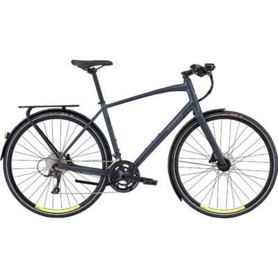 Specialized Sirrus Sport EQ - Black Top LTD fitness kerékpár