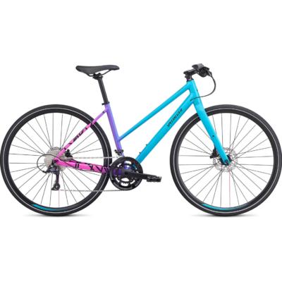 Specialized Sirrus Sport Step-through Mixtape LTD női fitness kerékpár