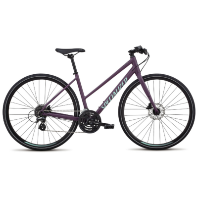 Specialized Sirrus Disc Step Through Női fitness kerékpár