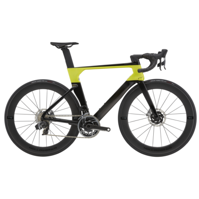 CANNONDALE SystemSix Hi-Mod Red AXS